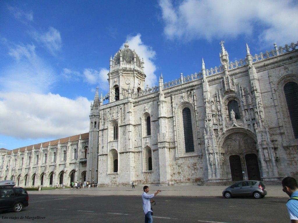 Convento de los Jerónimos en el barrio de Belem , visita al barrio de Belem en Lisboa - Los viajes de Margalliver