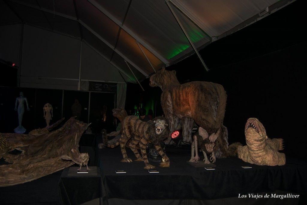 Exposición de Cuarto Milenio, El bestiario - Los viajes de Margalliver