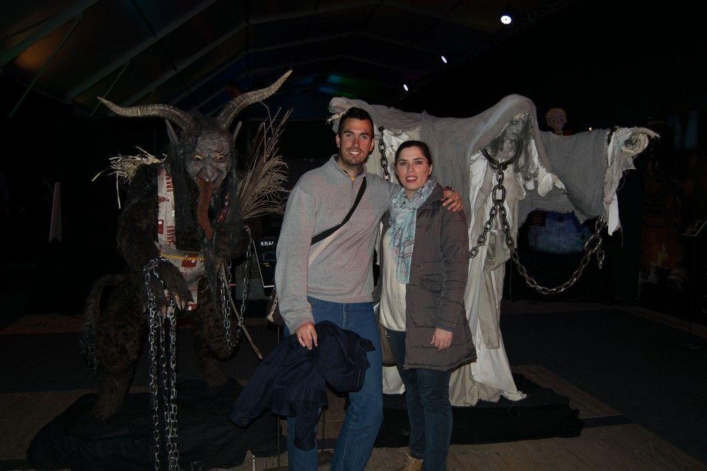 Exposición cuarto milenio, seres mitológicos - Los viajes de Margalliver