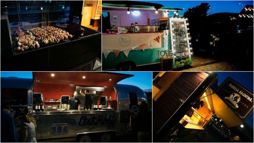 Food Trucks en Sevilla - Los viajes de Margalliver