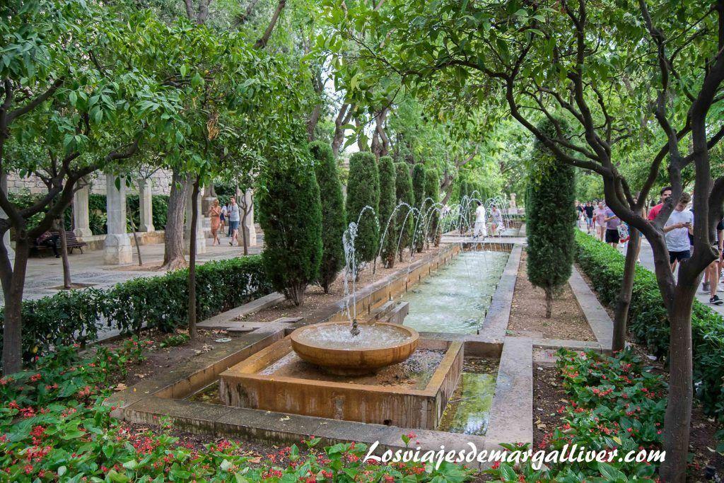 Centro de Palma de Mallorca - Los viajes de Margalliver