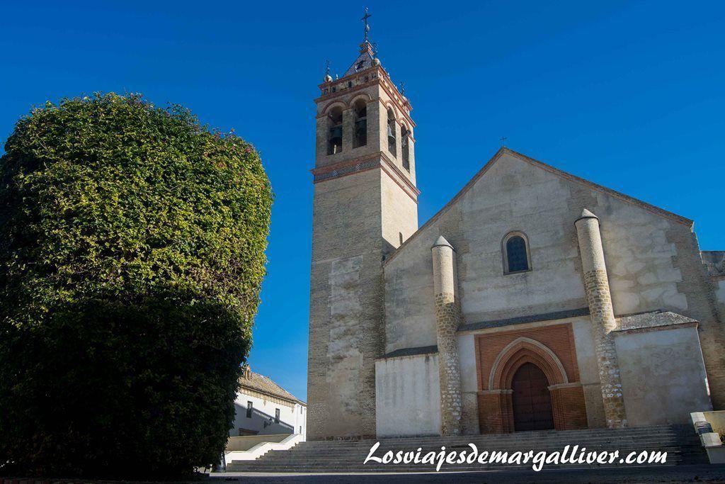 Iglesia de San Juan Bautista en Marchena - Los viajes de Margalliver