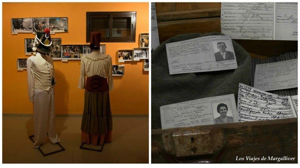 Museo de la batalla del 2 de Mayo en Algodonales, recreación batalla del 2 de Mayo - Los viajes de Margalliver