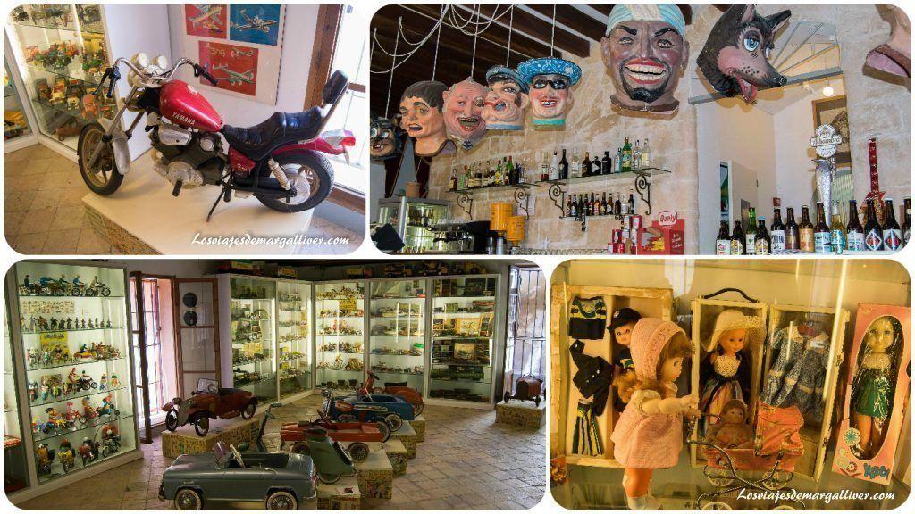 museo del juguete en Palma de Mallorca - Los viajes de Margalliver