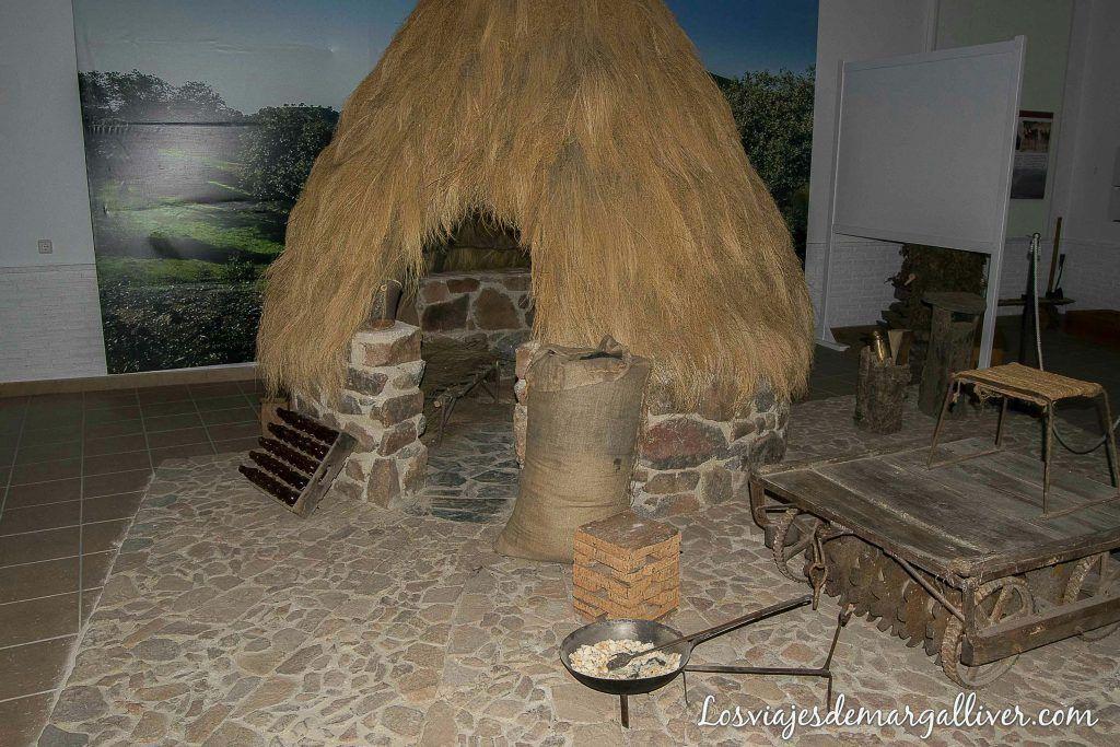 Museo del Territorio en Baños de la Encina - Los viajes de Margalliver