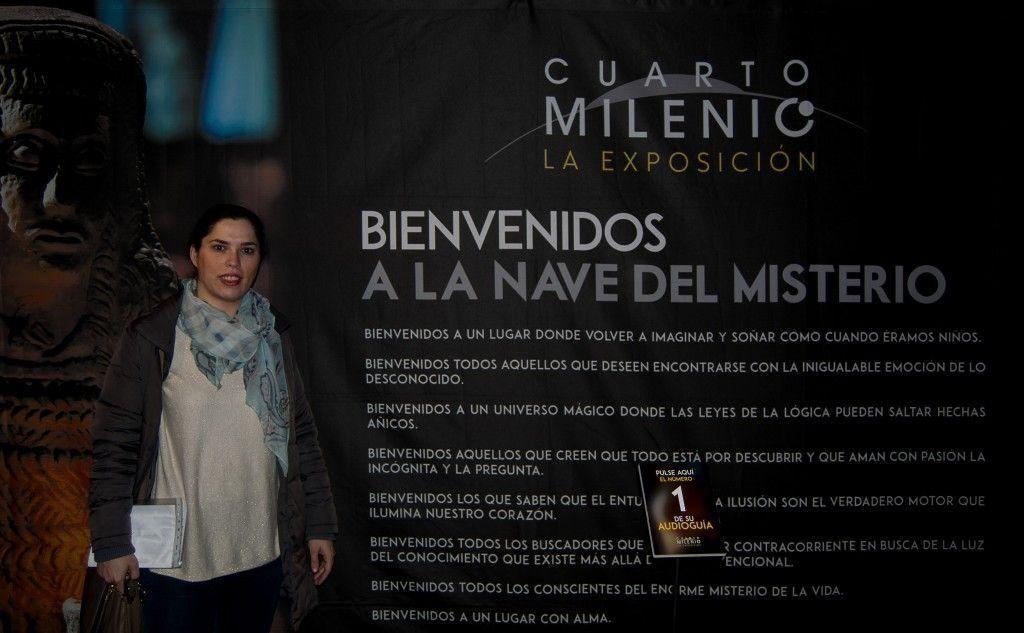 Cuarto Milenio, la exposición en Sevilla | Los viajes de Margalliver