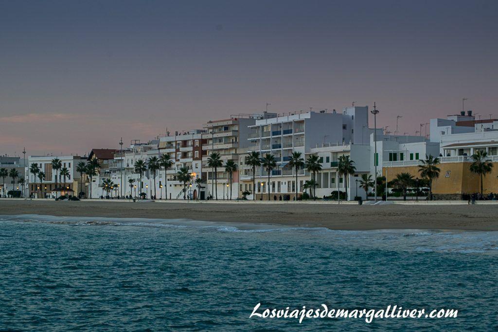 Playa de la Costilla , que ver en Rota - Los viajes de Margalliver
