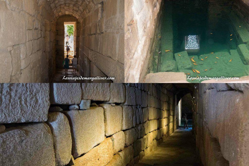 Aljibe de la Alcazaba de Mérida - Los viajes de Margalliver