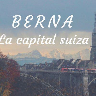 Berna, la capital suiza
