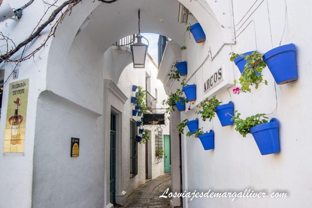 Zona Andalucía en el Poble Espanyol, barcelona en 3 días - Los viajes de Margalliver