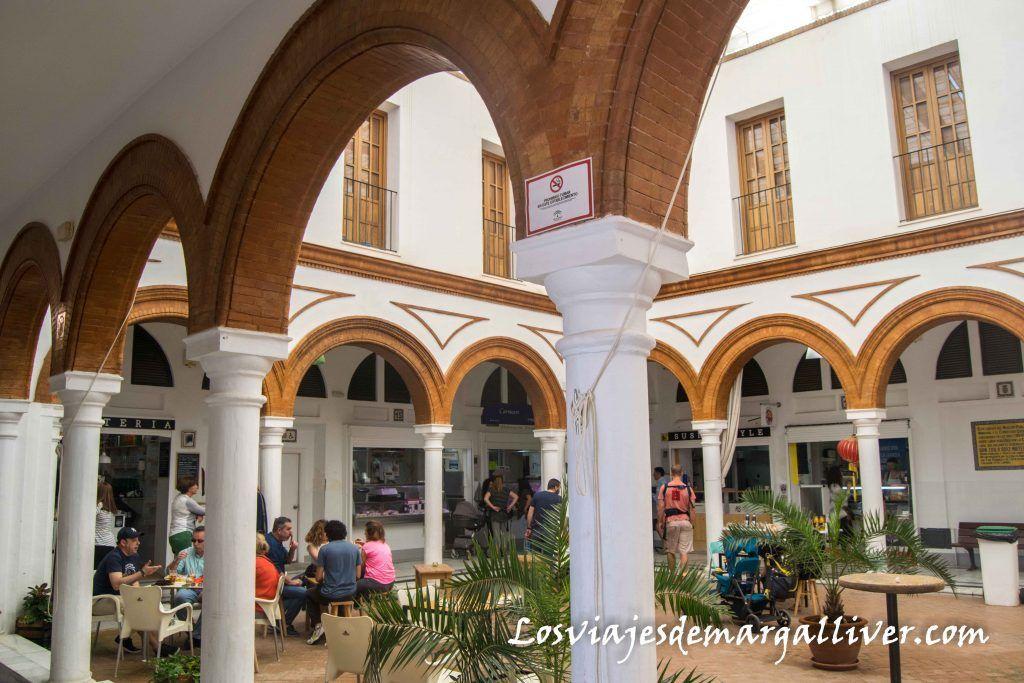 Mercado de Abastos, que ver en Rota - Los viajes de Margalliver