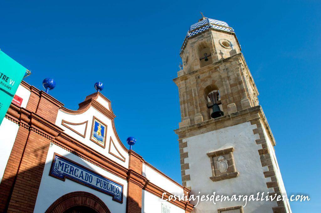 Torre de la Merced, que ver en Rota - Los viajes de Margalliver