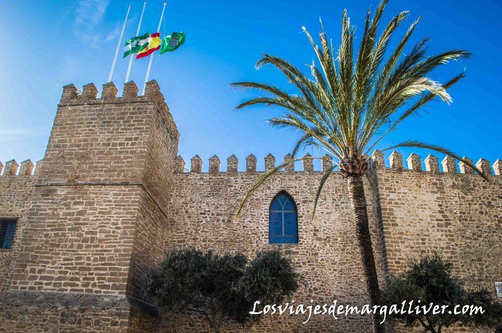 Castillo de Luna en Rota , qué visitar en Andalucía después del coronavirus - Los viajes de Margalliver