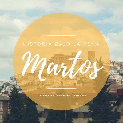 Martos, historia bajo la peña