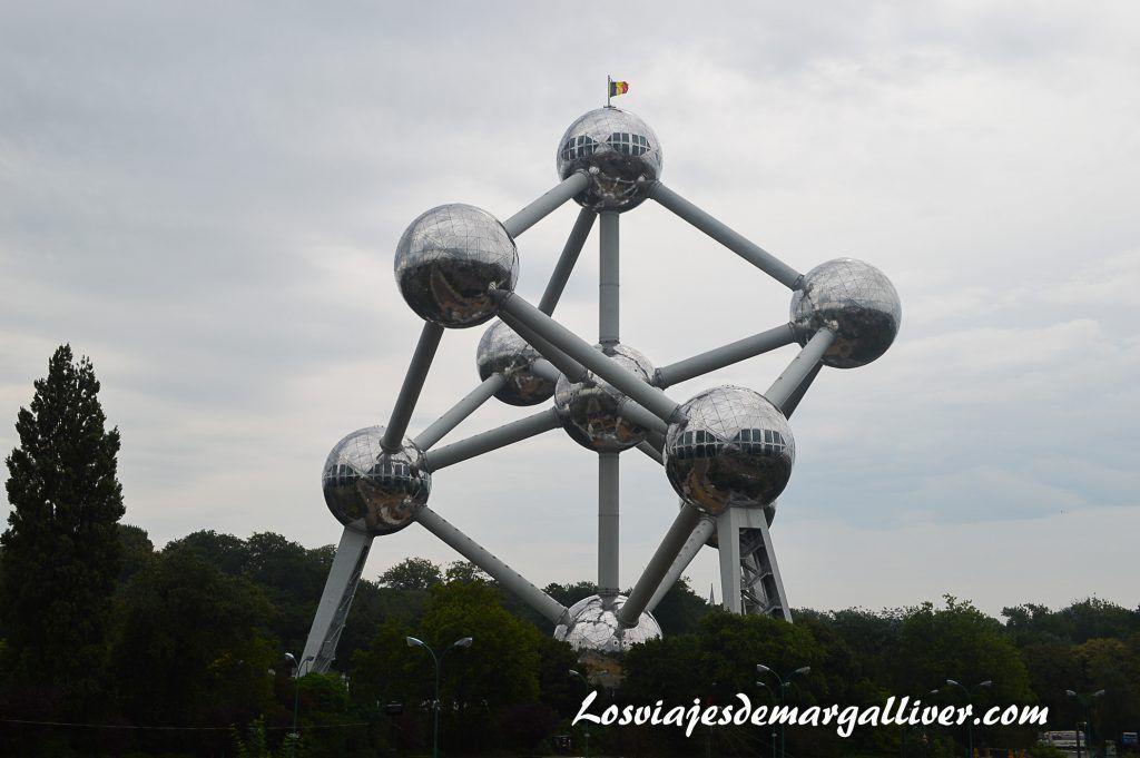 visitar el Atomium, 10 cosas que ver y hacer en Bruselas - Los viajes de Margalliver