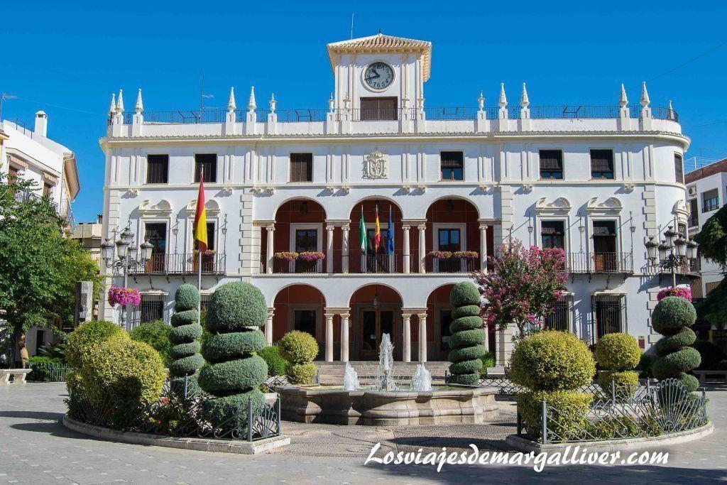 Ayuntamiento de Priego de Córdoba - Los viajes de Margalliver