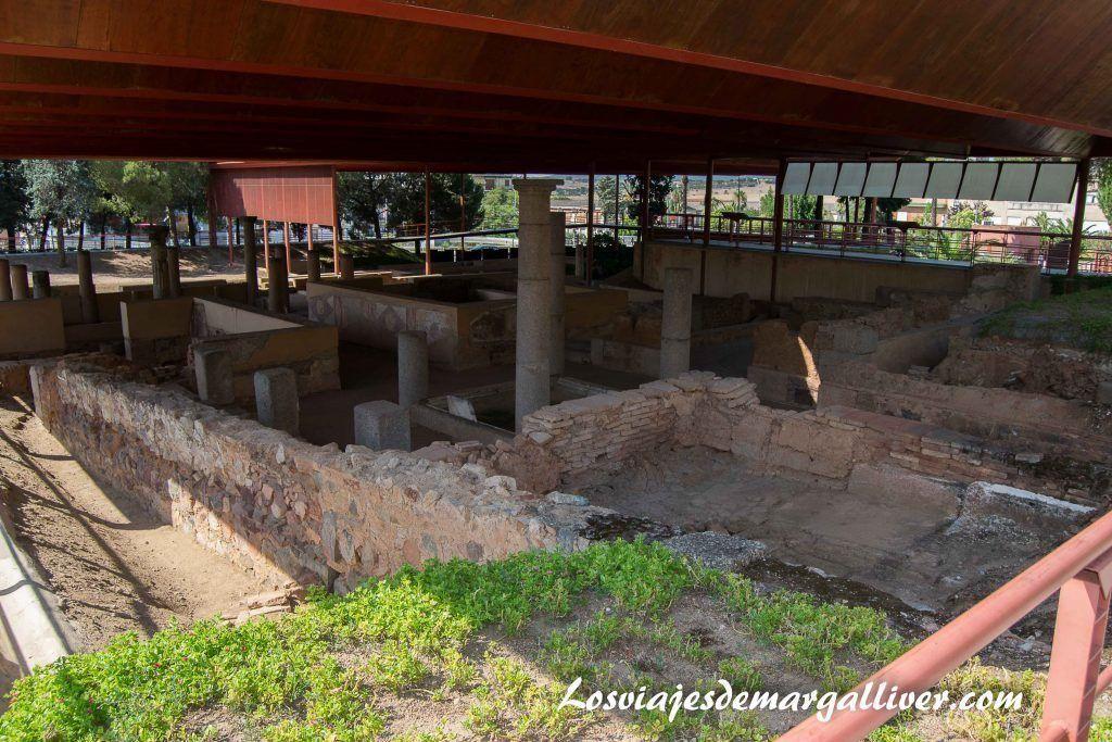 Casa de Mitreo en Mérida - Los viajes de Margalliver