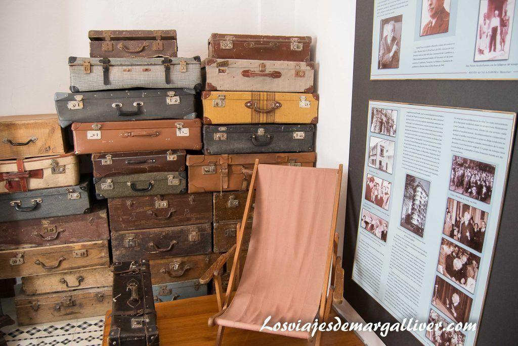 Casa museo Don Niceto Alcalá-Zamora en Priego de Córdoba - Los viajes de Margalliver