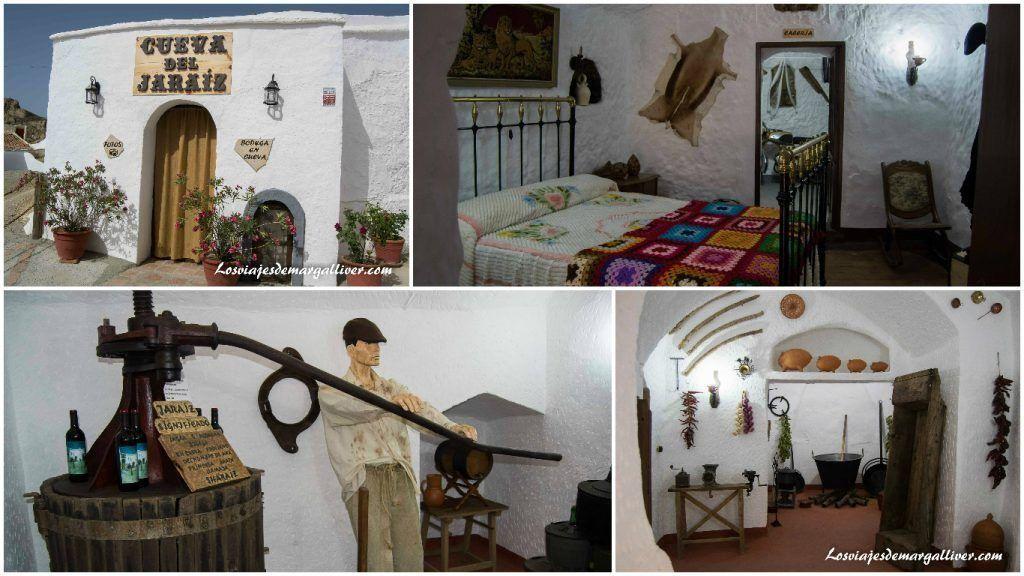 """Casa cueva """"El jaraiz"""" en Guadix - Los viajes de Margalliver"""