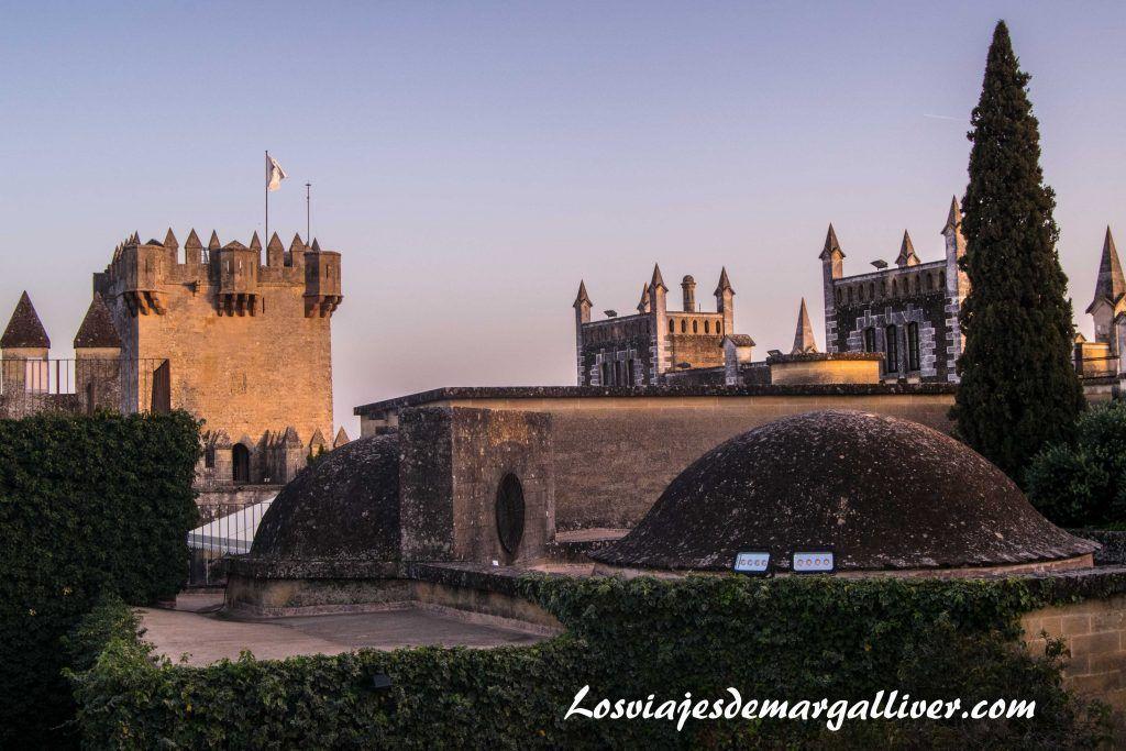 Castillo de almodovar del río en Córdoba , en la ruta de Juego de Tronos por Andalucía - Los viajes de Margalliver