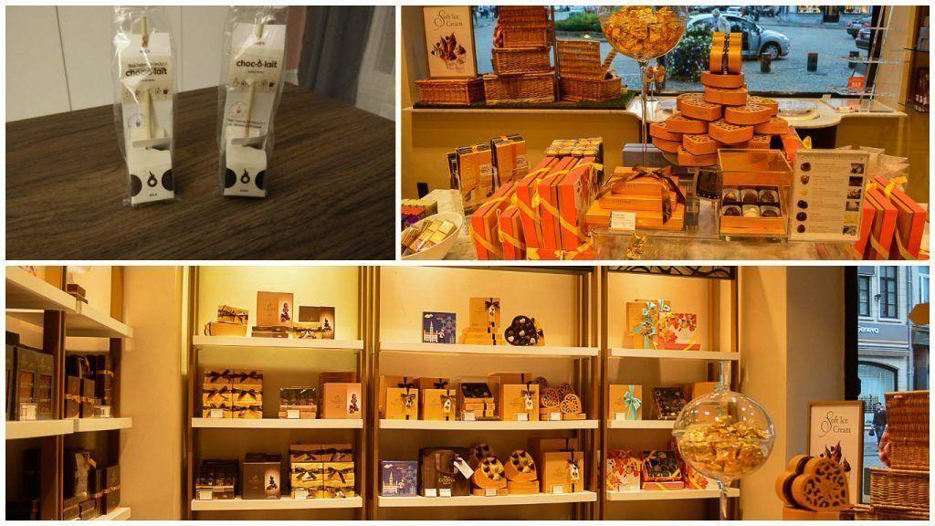 Chocolate belga en Bruselas, 10 cosas que ver y hacer en Bruselas - Los viajes de Margalliver