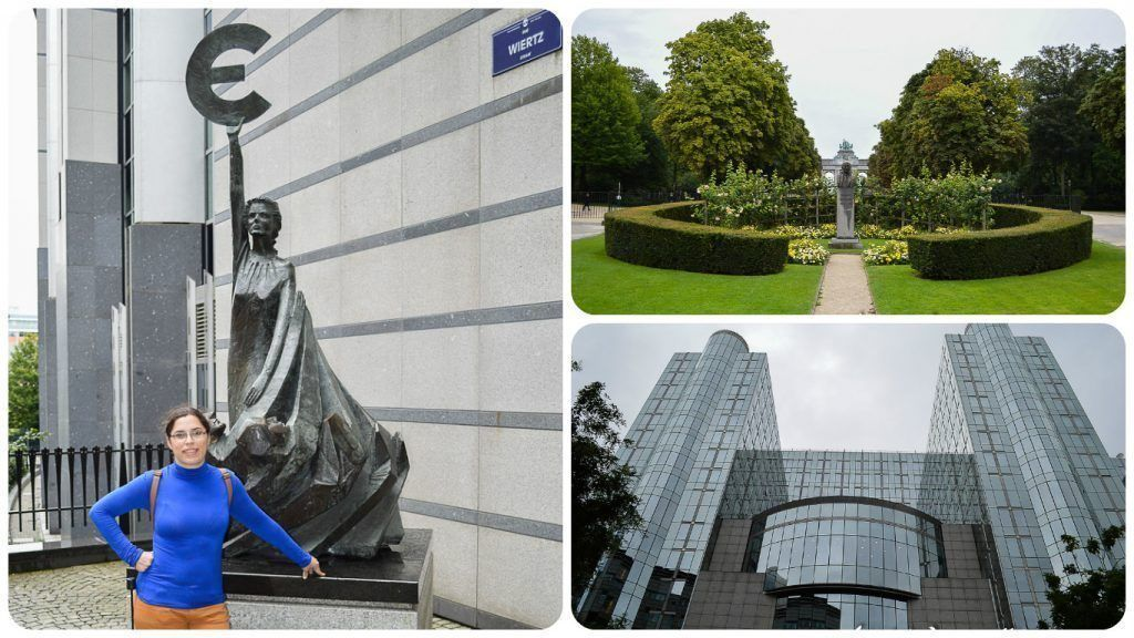 recorriendo la Comisión Europea de Bruselas, 10 cosas que ver y hacer en Bruselas - Los viajes de Margalliver