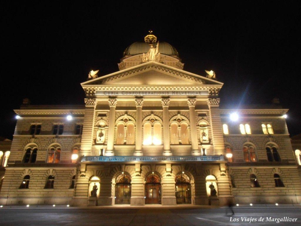 Sede Confederación Helvética en Berna - Los viajes de Margalliver