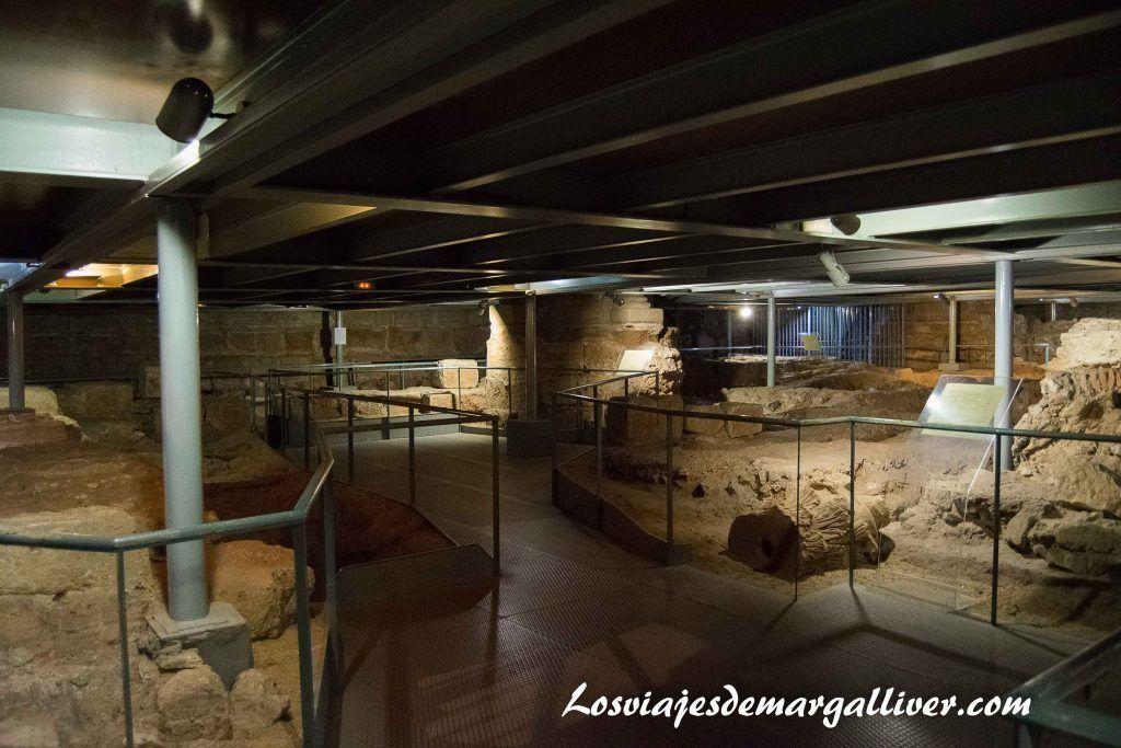 Cripta Santa Eulalia en Mérida - Los viajes de Margalliver