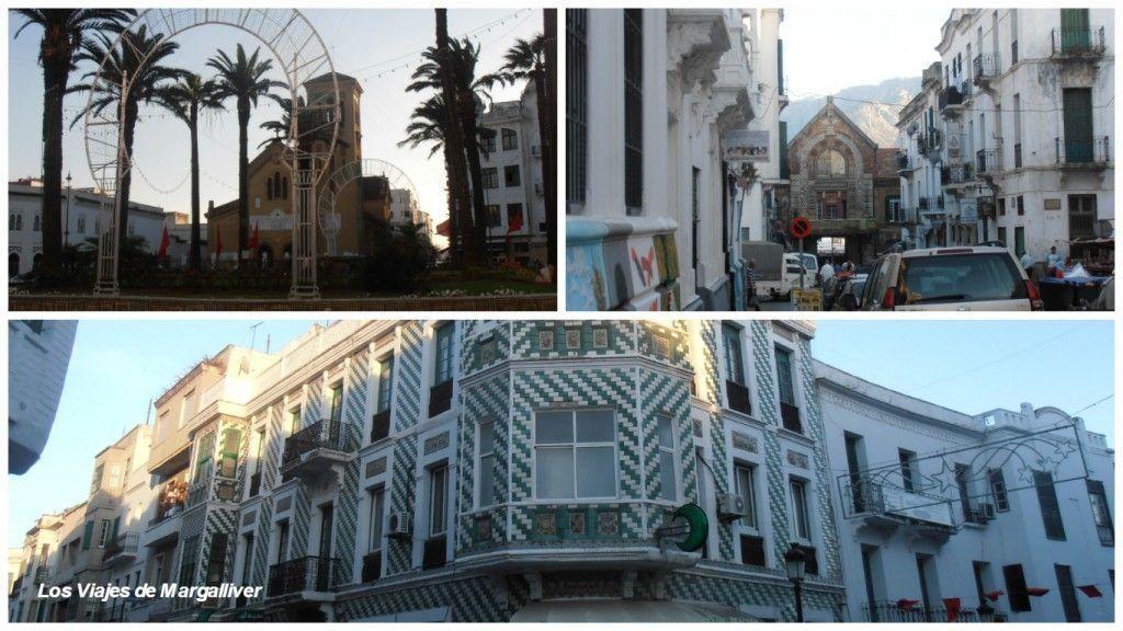 Ensanche de Tetuán - Los viajes de Margalliver