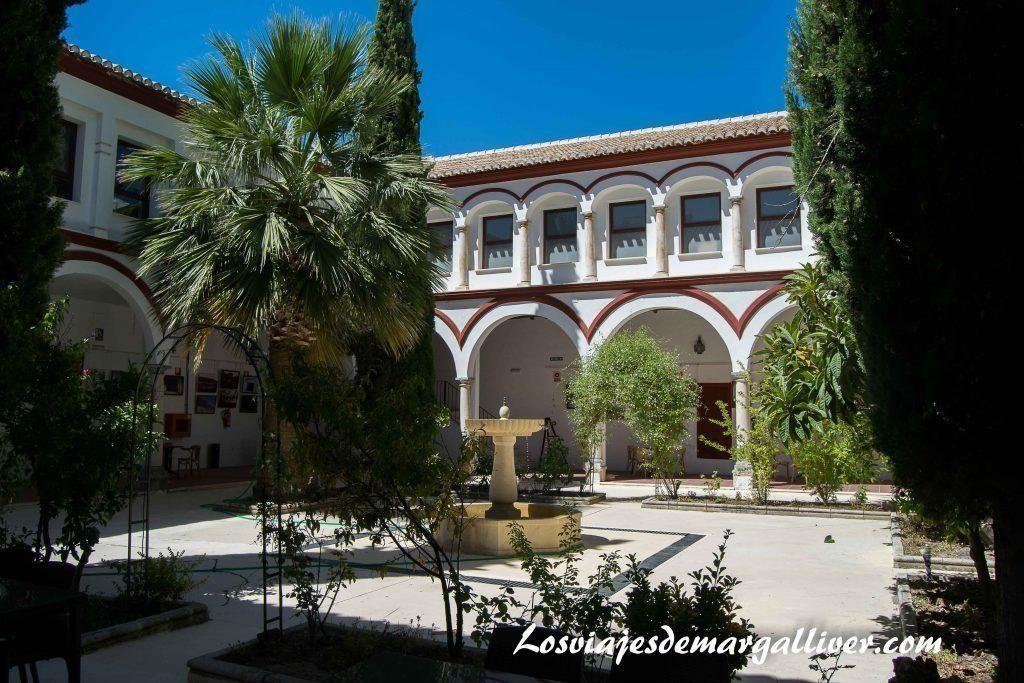 Hospedería San Francisco en Priego de Córdoba - Los viajes de Margalliver
