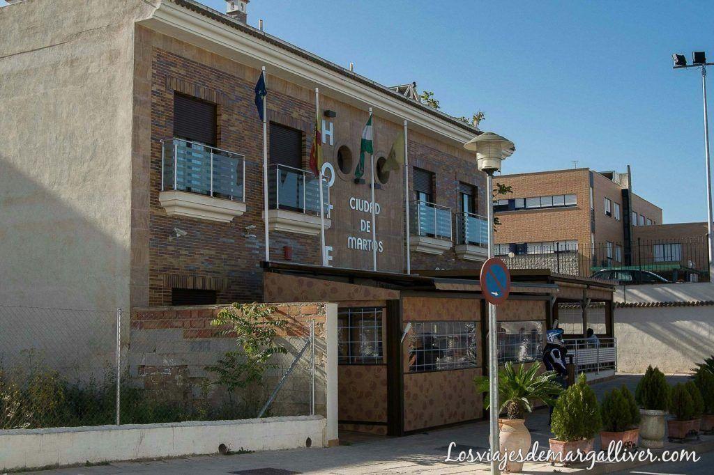 hotel ciudad de martos - Los viajes de margalliver