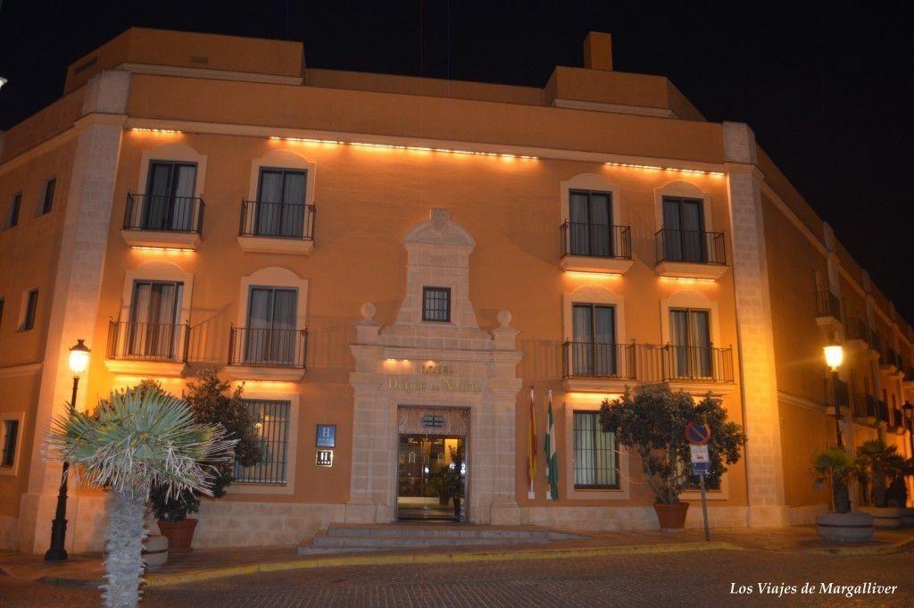 Hotel Duque de Nájera, que ver en Rota - Los viajes de Margalliver