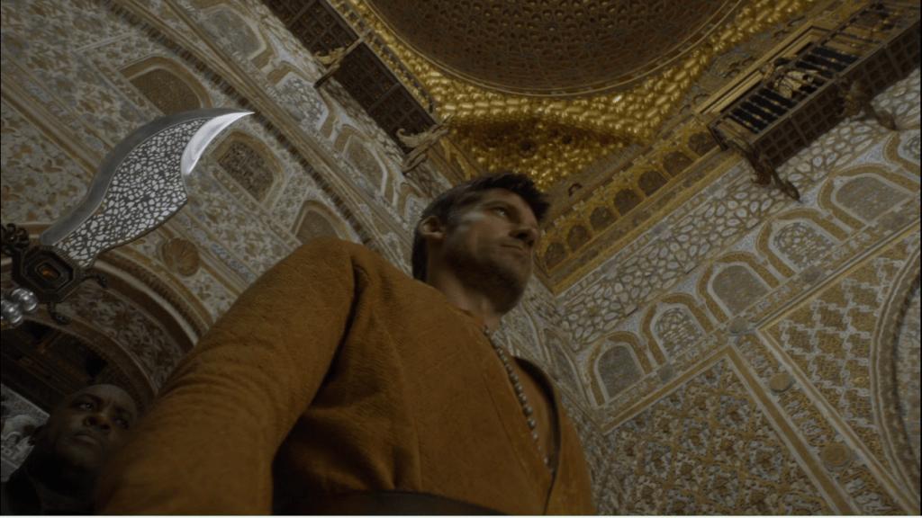 Jaime apresado en Dorne, ruta juego de tronos por Andalucía - Los viajes de Margalliver