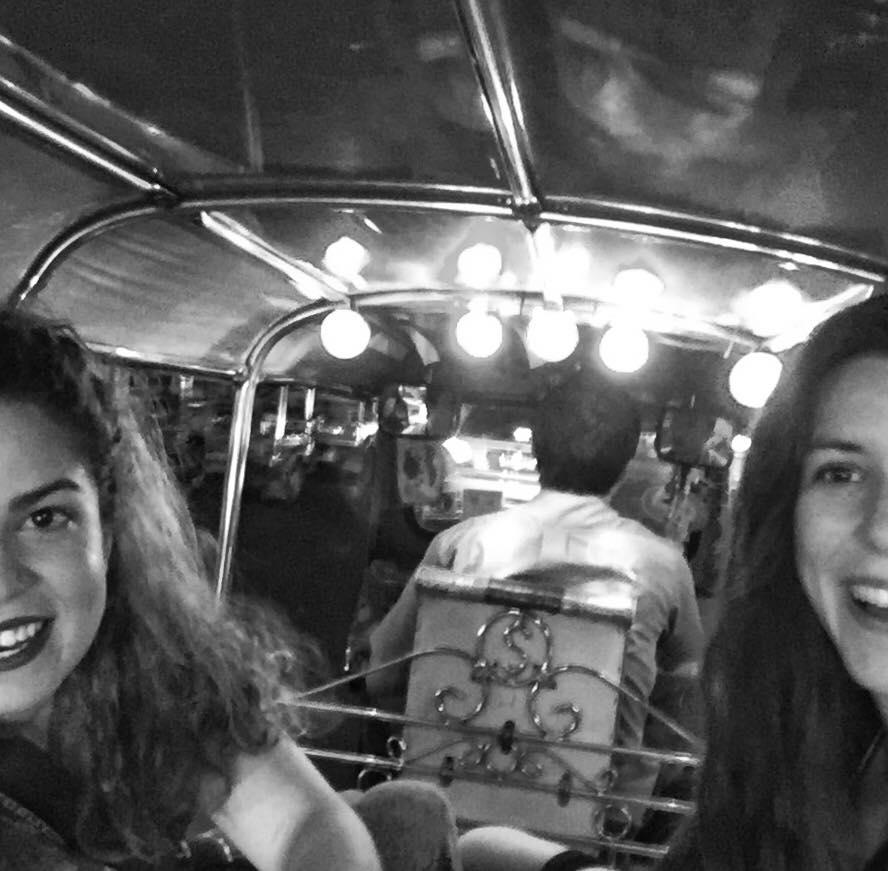 equipo de viaje Travel Bloggers de los viajes de claudia- Los viajes de margalliver