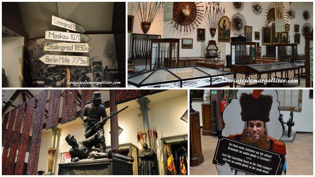 Museo de historia de la guerra en Bruselas, 10 cosas que ver y hacer en Bruselas - Los viajes de Margalliver