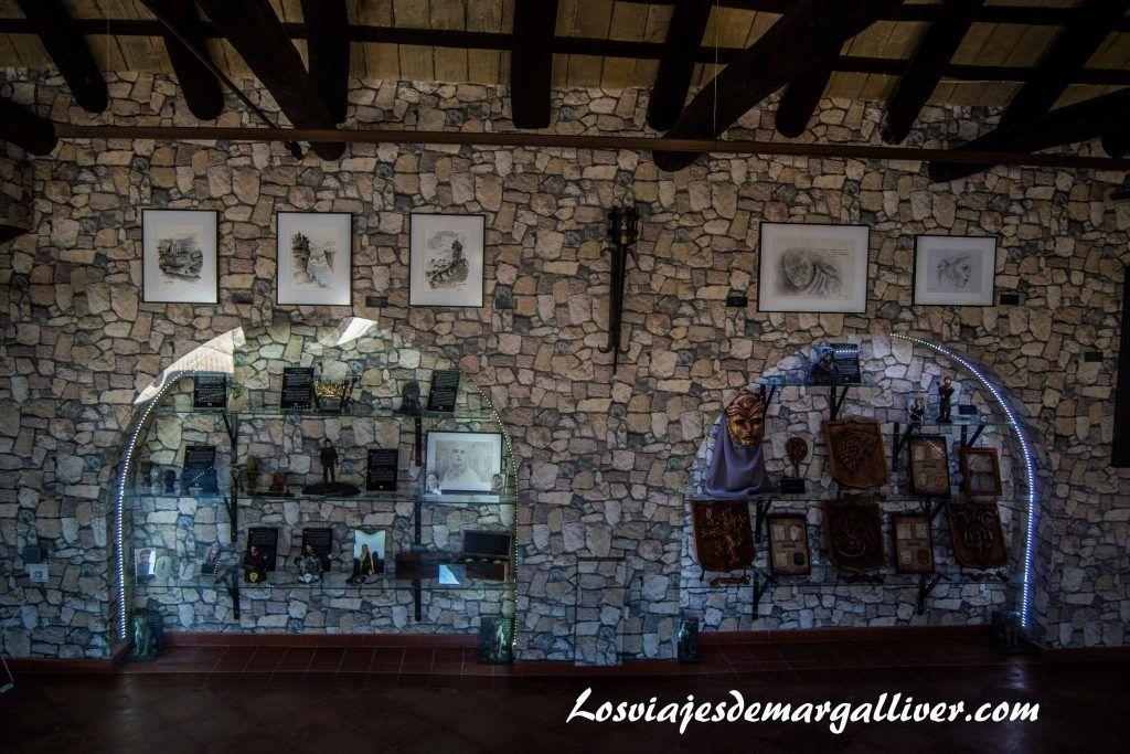 Museo de Juego de Tronos de Osuna , en la ruta de juego de tronos por Andalucía - Los viajes de Margalliver