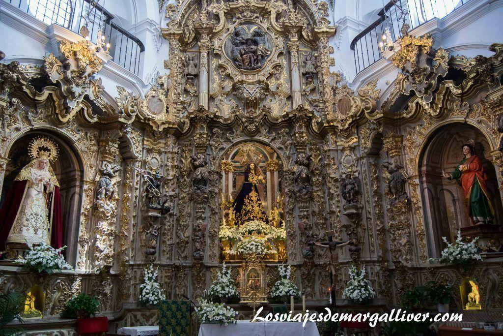 El Nazareno de Priego de Córdoba - Los viajes de Margalliver