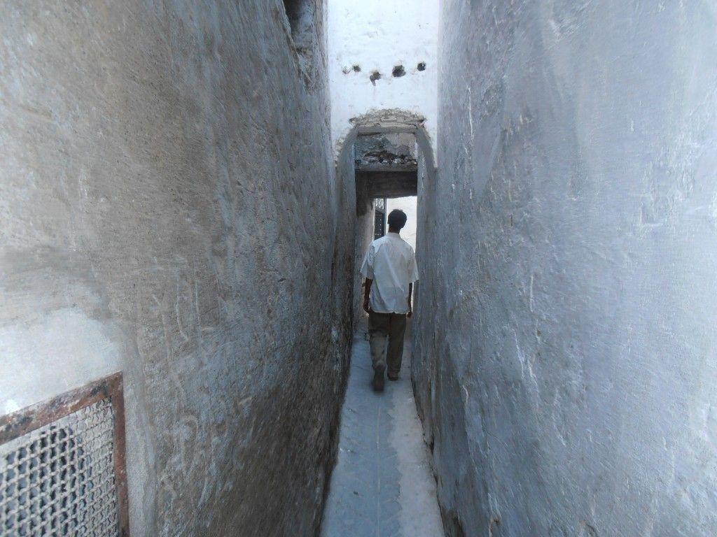 Nuestro guía en nuestro recorrido por la medina de Tetuán - Los viajes de Margalliver