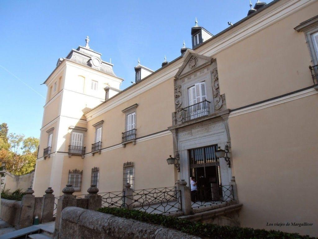 Fachada del Palacio del Pardo - Los viajes de Margalliver