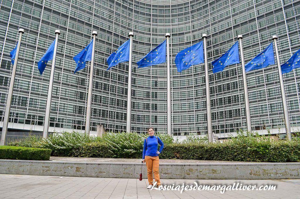 Parlamento europeo de Bruselas, 10 cosas que ver y hacer en Bruselas - Los viajes de Margalliver