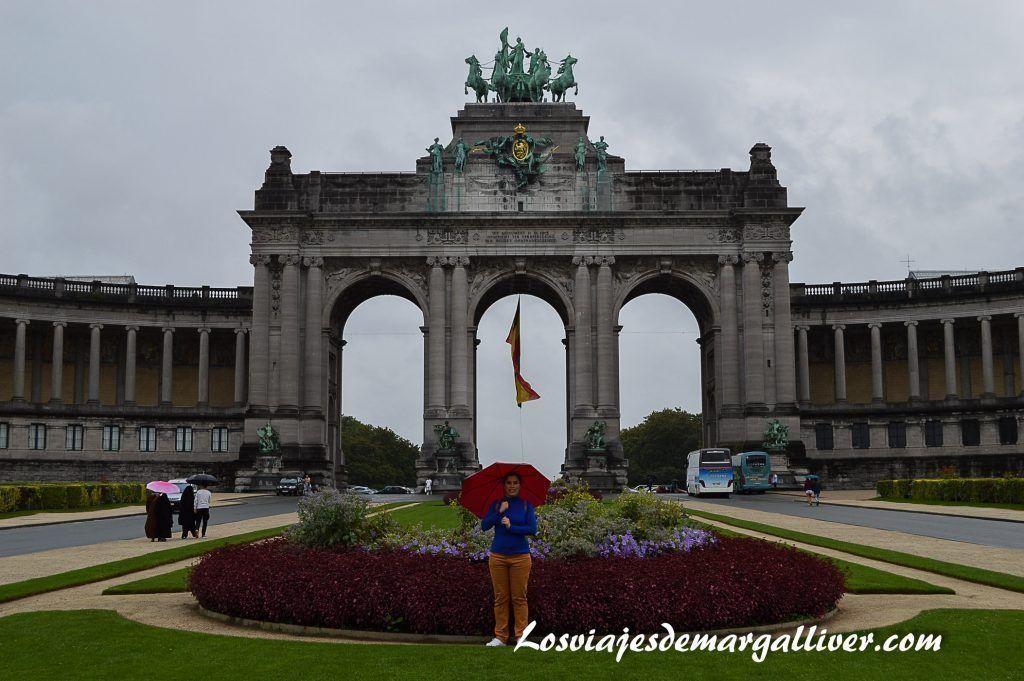 Parque cincuentenario de Bruselas, 10 cosas que ver y hacer en Bruselas - Los viajes de Margalliver