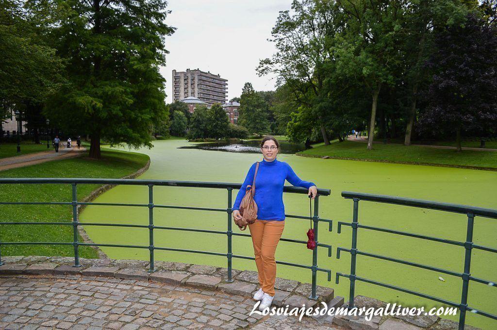 Parque Leopold en Bruselas,10 cosas que ver y hacer en Bruselas - Los viajes de Margalliver