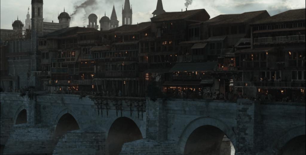 Puente Largo de Volantis, ruta juego de tronos por Andalucía - Los viajes de Margalliver
