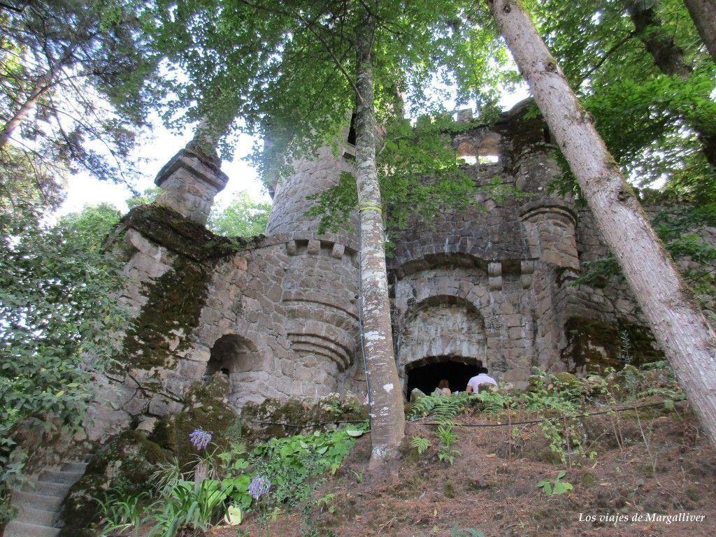 Sorpresas en la Quinta da Regaleira, Visitar Sintra - Los viajes de Margalliver