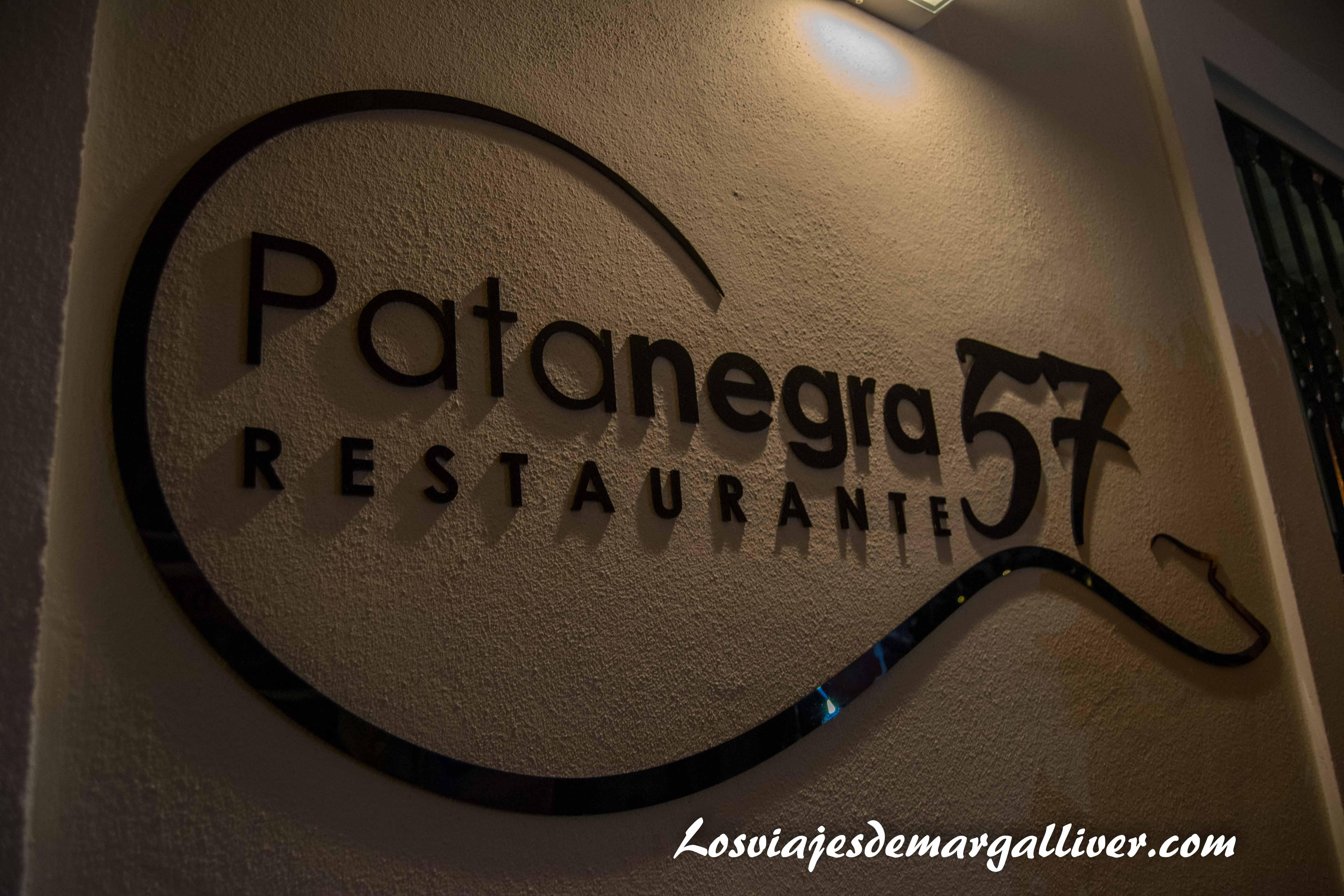Restaurante Pata Negra 57 en Nerja - Los viajes de Margalliver