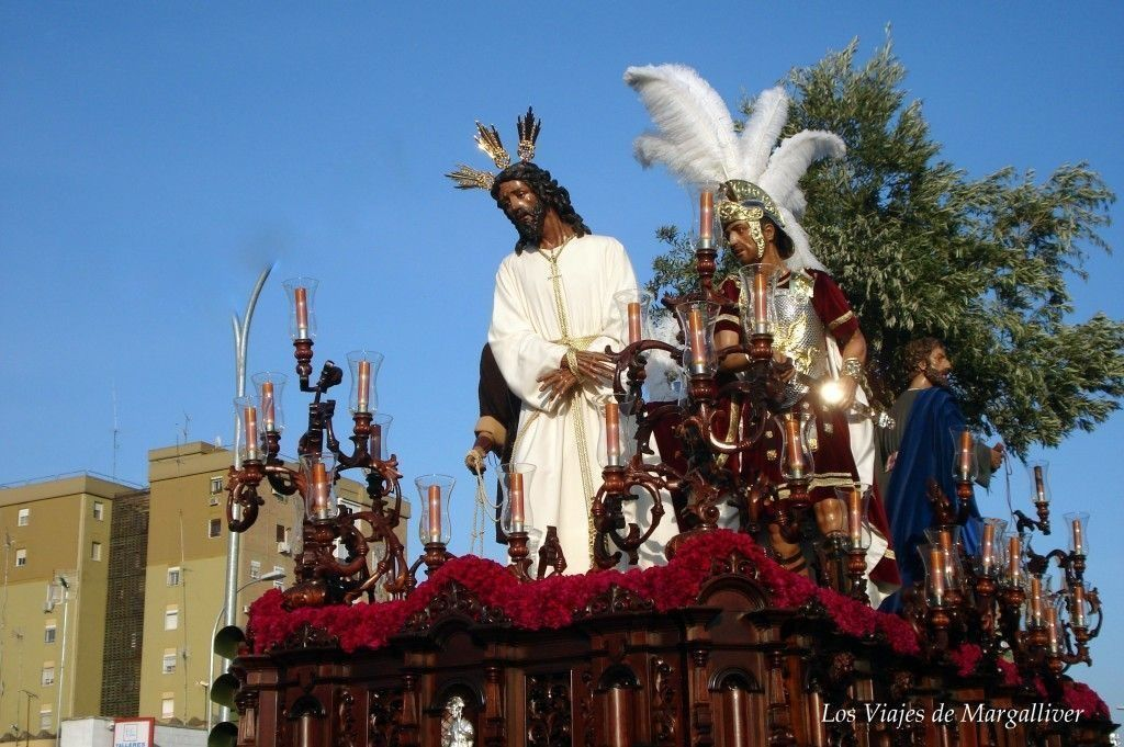 viernes de dolores semana santa sevilla - los viajes de margalliver