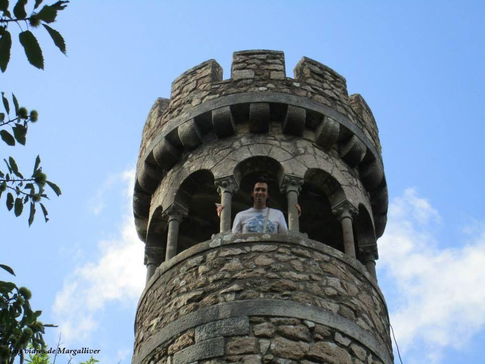 Torre de la Quinta de Regaleira, visitar Sintra - Los viajes de Margalliver