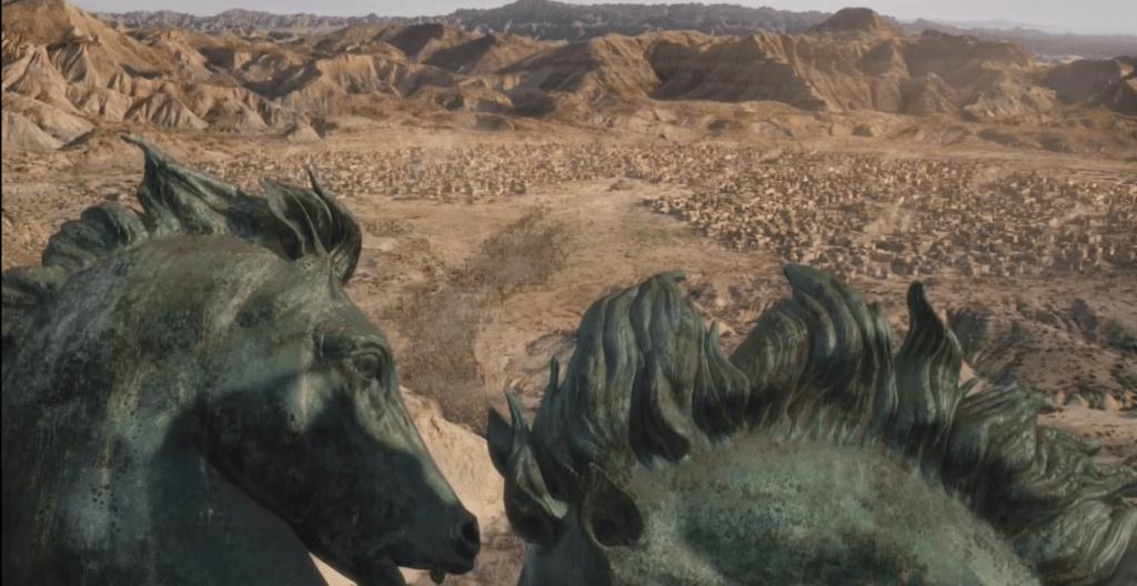 Vaes Dothrak desde lo alto, en la ruta de Juego de Tronos por Andalucía - Los viajes de Margalliver