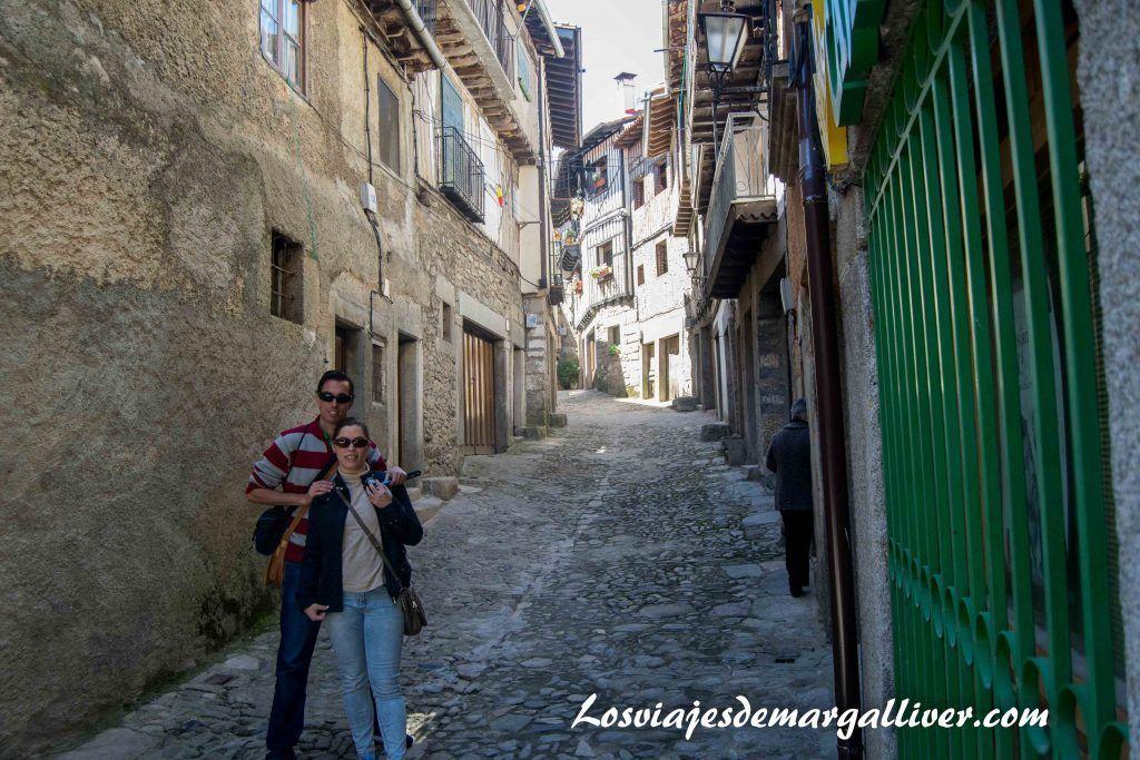 Que ver en La Alberca, el equipo Margalliver en La Alberca - Los viajes de Margalliver