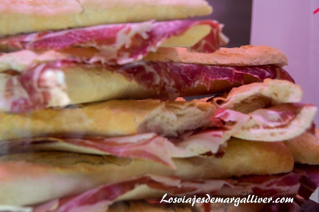 Qué comer en La Alberca, buen Jamón en La Alberca - Los viajes de Margalliver